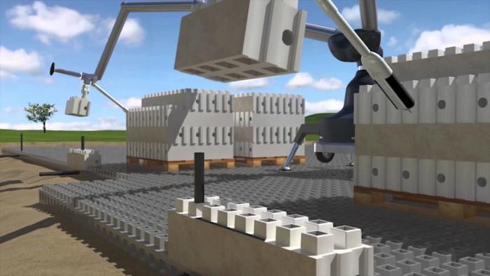 строительные блоки Smart Brick
